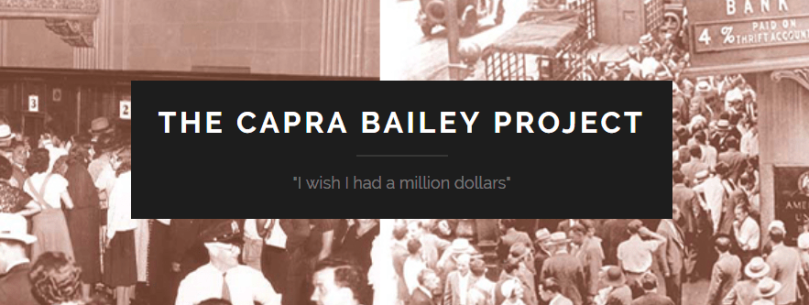 The Capra Bailey Project