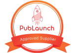PubLaunch Approved Supplier badge